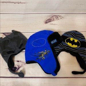 Batman winter hat bundle